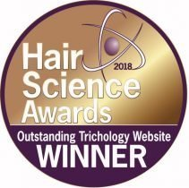 Hair Science Awards Winner Logo