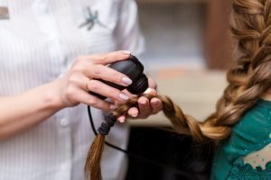 Hair Loss consultation examination
