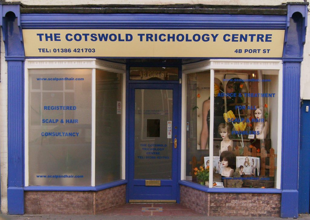 The Cotswold Trichology Centre in Evesham