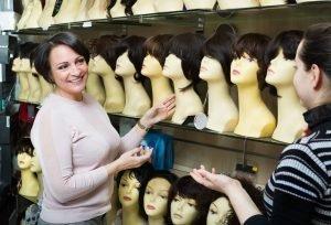 Wig Shopping, Choosing a Wig,