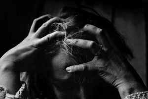 Stress, Hair Loss, Female
